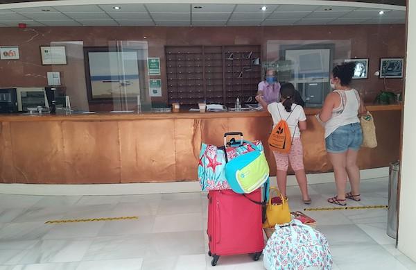 residentes RTL Aguadulce temporada alta verano 2020 2