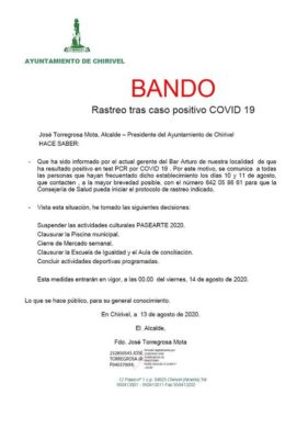 Bando Chirivel
