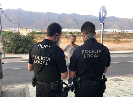 Policía Local El Ejido
