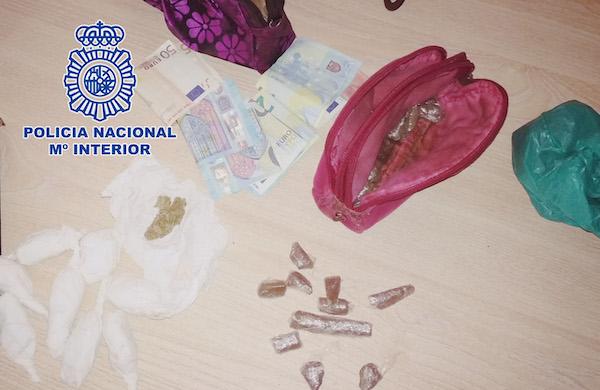 droga y dinero