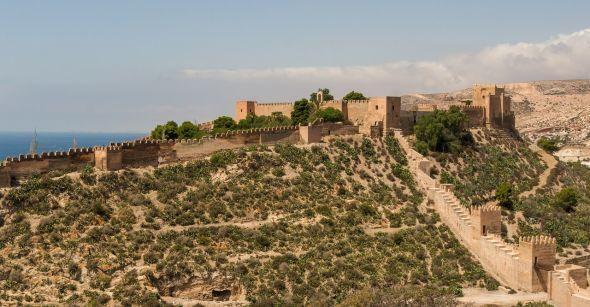 Qué ver en Almería: Alcazaba