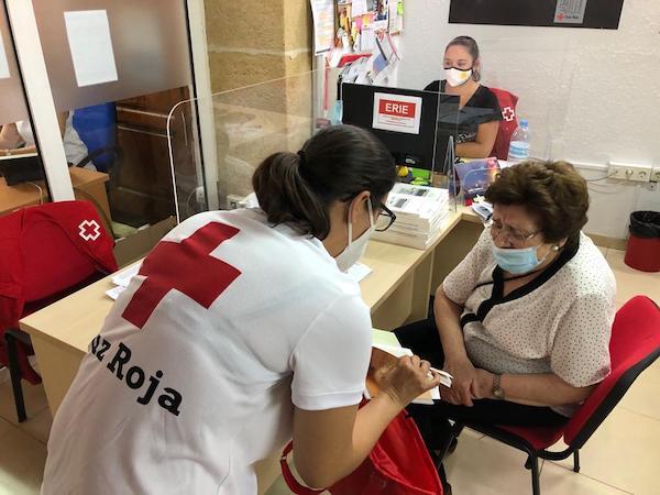 Cruz Roja mayores