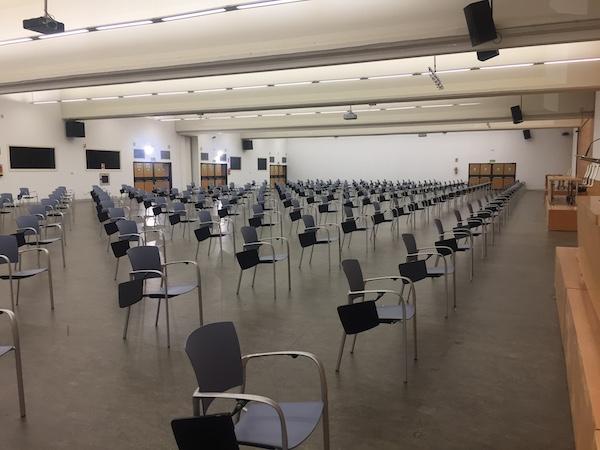 Palacio Congresos Roquetas 3-2