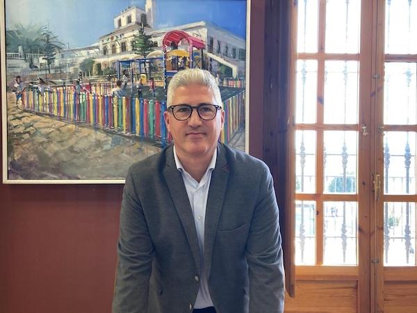 Ismael Torres, alcalde de Huércal