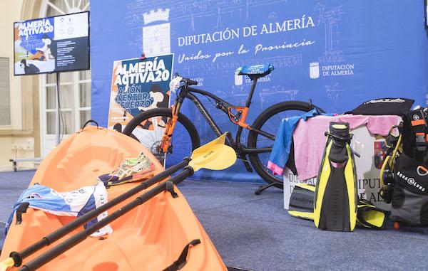 Presentación Almería Activa