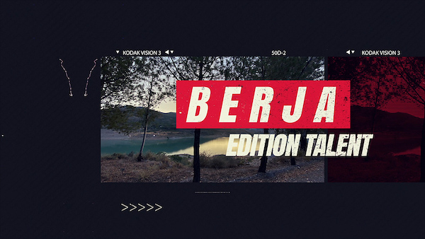 berja edition talent concurso