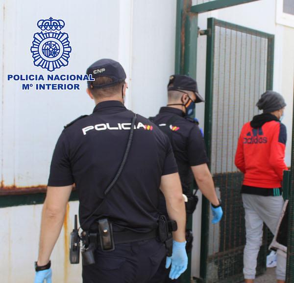 detencion policía