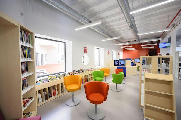 Biblioteca Central José María Artero 2