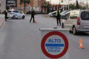Aumentan la sanciones por no respetar el cierre perimetral en Almería