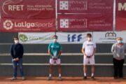 Javier Barranco logra su tercer título de la temporada