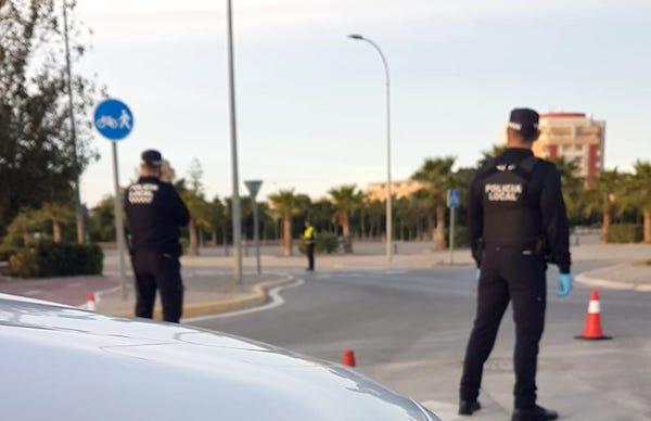 Policía Local El Ejido 2