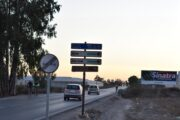 Piden a la Diputación la construcción de un arcén en la AL-3111 que acabe con los atropellos en el Campo de Níjar