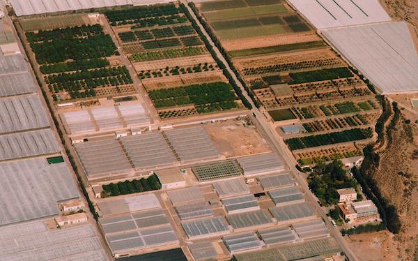 Centro experimental Las Palmerillas Cajamar