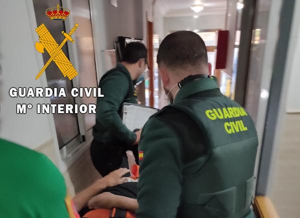 AUXILIO PERSONA CAIDA DOMICILIO ROQUETAS DE MAR
