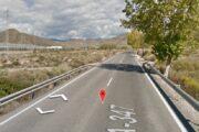 Heridas cinco personas en un accidente de tráfico en la carretera de Berja