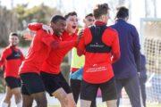 Osasuna será el rival de la UDA en octavos de Copa del Rey