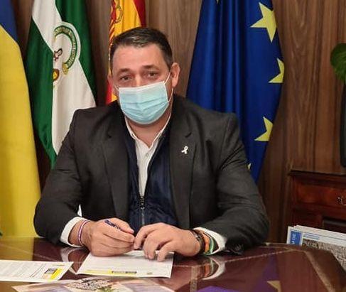 El alcalde de Tíjola, José Juan Martínez, positivo por covid-19