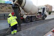 Arrancan las obras del carril bici que conectará Almería con Huércal