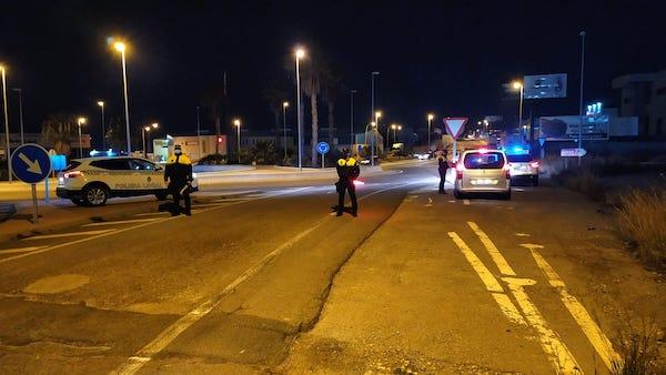 Detención Policía Local ocupación vivienda