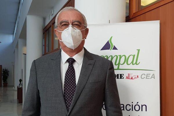 José Cano,presidente ASEMPAL