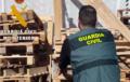 La Guardia Civil detiene al autor de un delito continuado de hurto cometido en un centro comercial Vícar