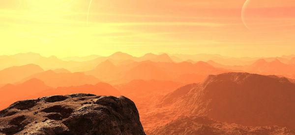 El Cañarete no está en Marte