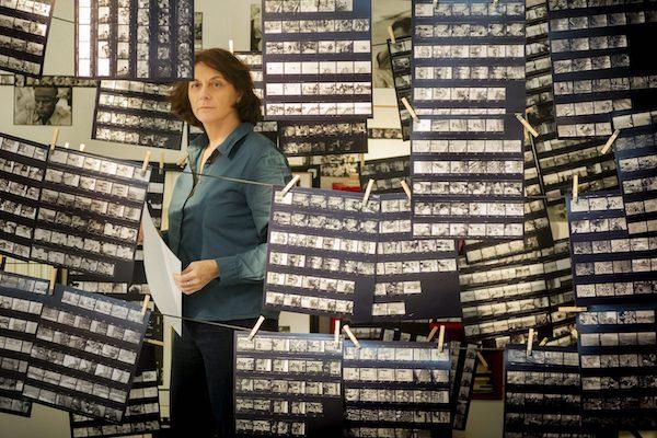 © Archipel 33. Mariana Otero en el rodaje de Histoire d'un regard