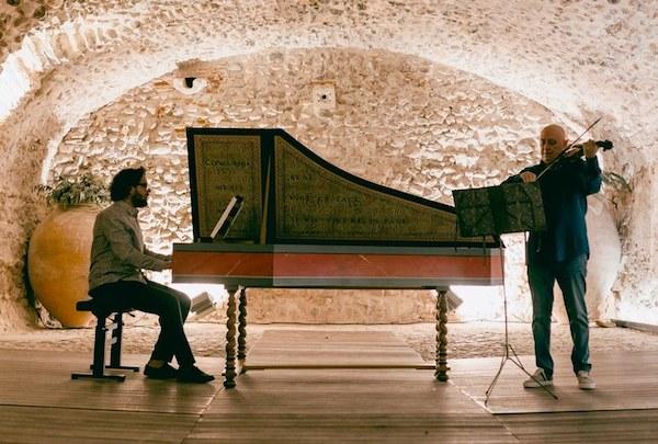 Cultura-Musica Sacra Aaron Zapico y Emilio Moreno