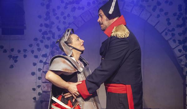 Dia Del Teatro La Hija de la Generala