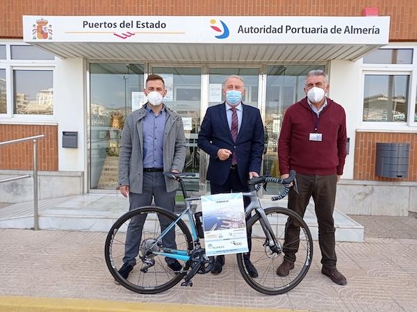 Carrera Ciclista Puerto de Almería