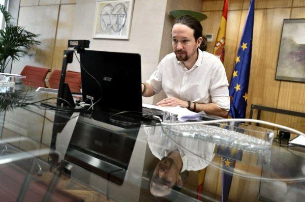 Pablo Iglesias: la confianza perdida