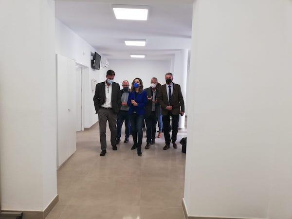 centro de salud Dalías