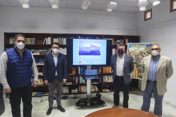 Presentación de la investigación sobre el descubrimiento del estrecho de Bering por parte de un almeriense