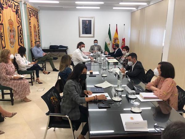 Junta de gobierno almeria