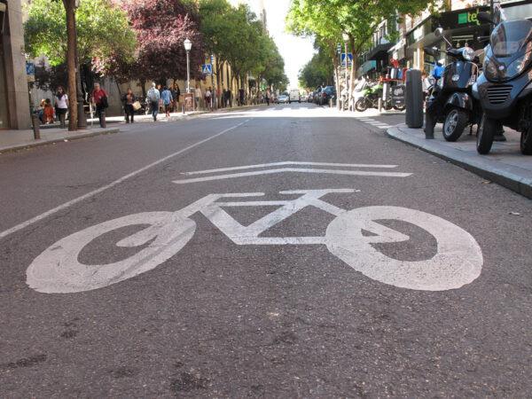 ciclocalle bici