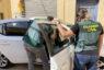 Detenido el autor de nueve robos en vehículos estacionados en la zona de ocio de Aguadulce
