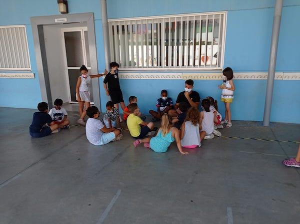 Escuela de Verano en el CEIP La Jarilla 03