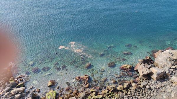 tramo litoral Aguadulce
