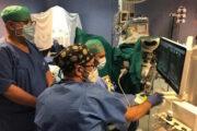 La Unidad de Urología de Torrecárdenas realiza las primeras biopsias prostáticas de fusión