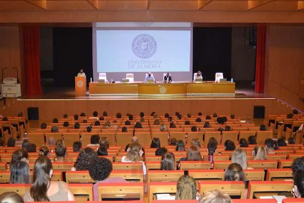 jornada bienvenida alumnos internacionales UAL