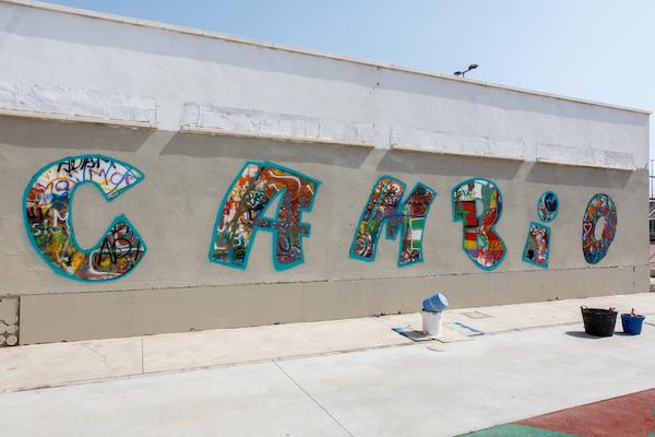 Graffiti, Ítaca
