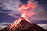 Gaia, el volcán y los desastres naturales