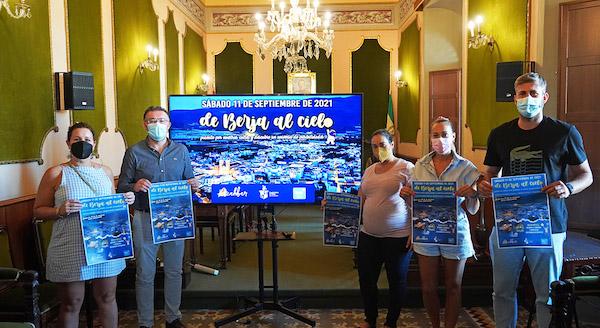 presentacion de Berja al cielo 2021