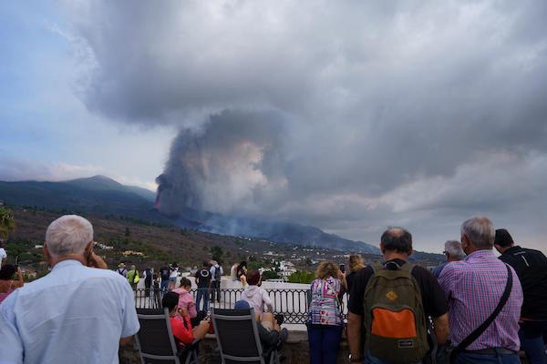volcan la Palma