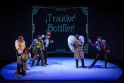 El teatro satírico de Els Joglars en 'Señor Ruiseñor' llega este jueves al Maestro Padilla