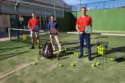 16 parejas participarán en el II Torneo de Pádel de Huércal de Almería