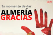 Cruz Roja dedica el Día de la Banderita a dar las gracias a los almerienses sin huchas recaudatorias