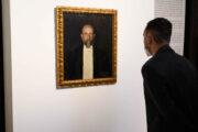 El Museo de Arte 'Doña Pakyta' expone un retrato inédito de Nicolás Salmerón